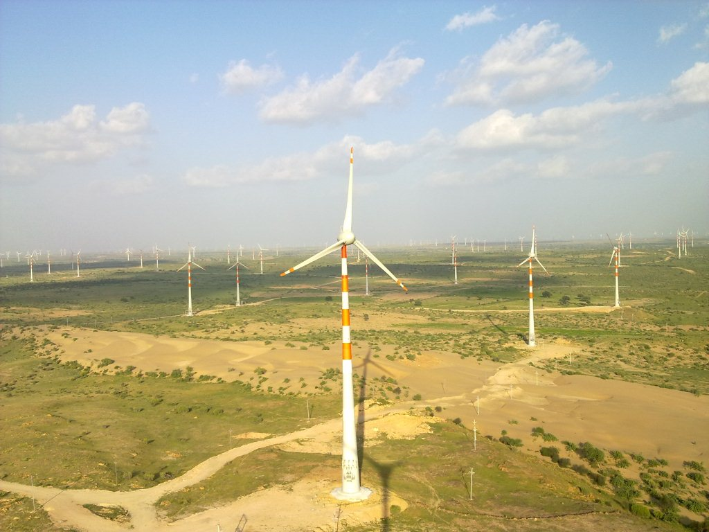 India wind farms